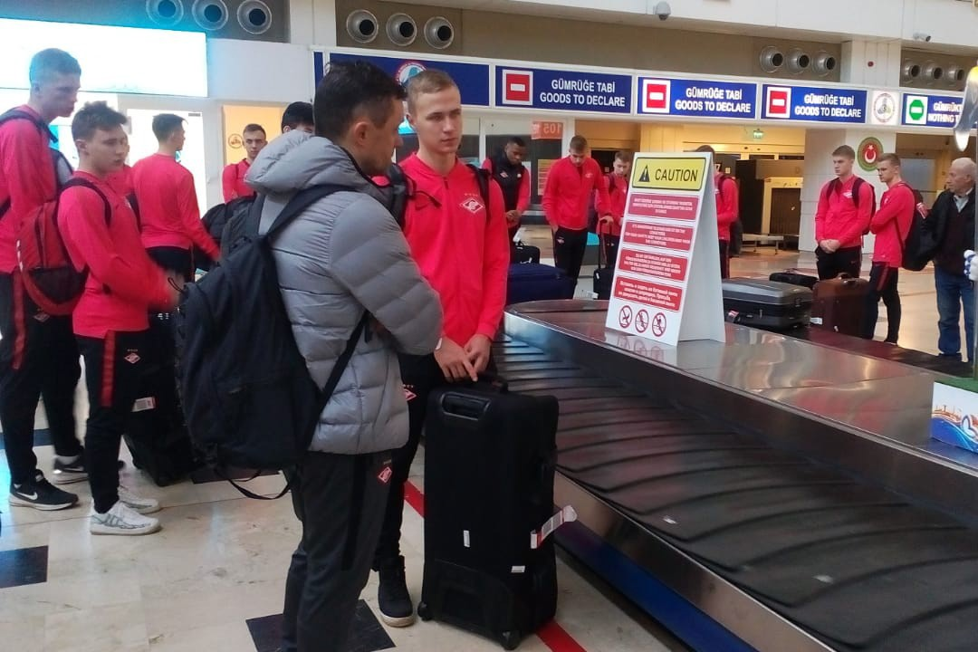 U21s have travelled to Turkey for the first pre-season tour