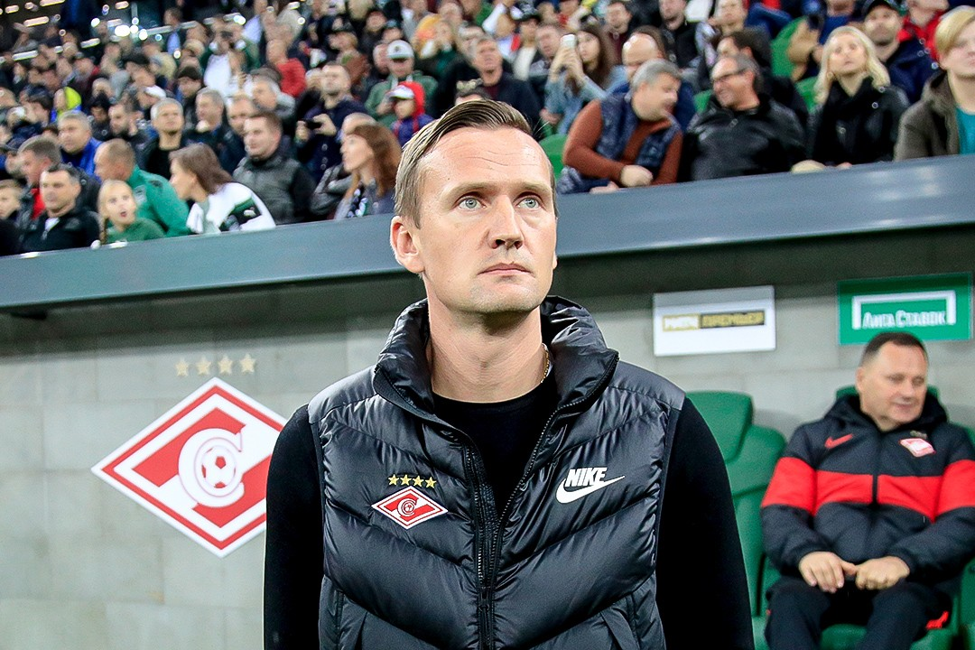 Sergei Kuznetsov: «We needed to calm down after Krasnodar's player was sent off»