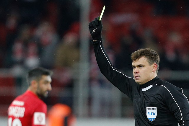 Kirill Levnikov will take charge of the game between Ufa and Spartak