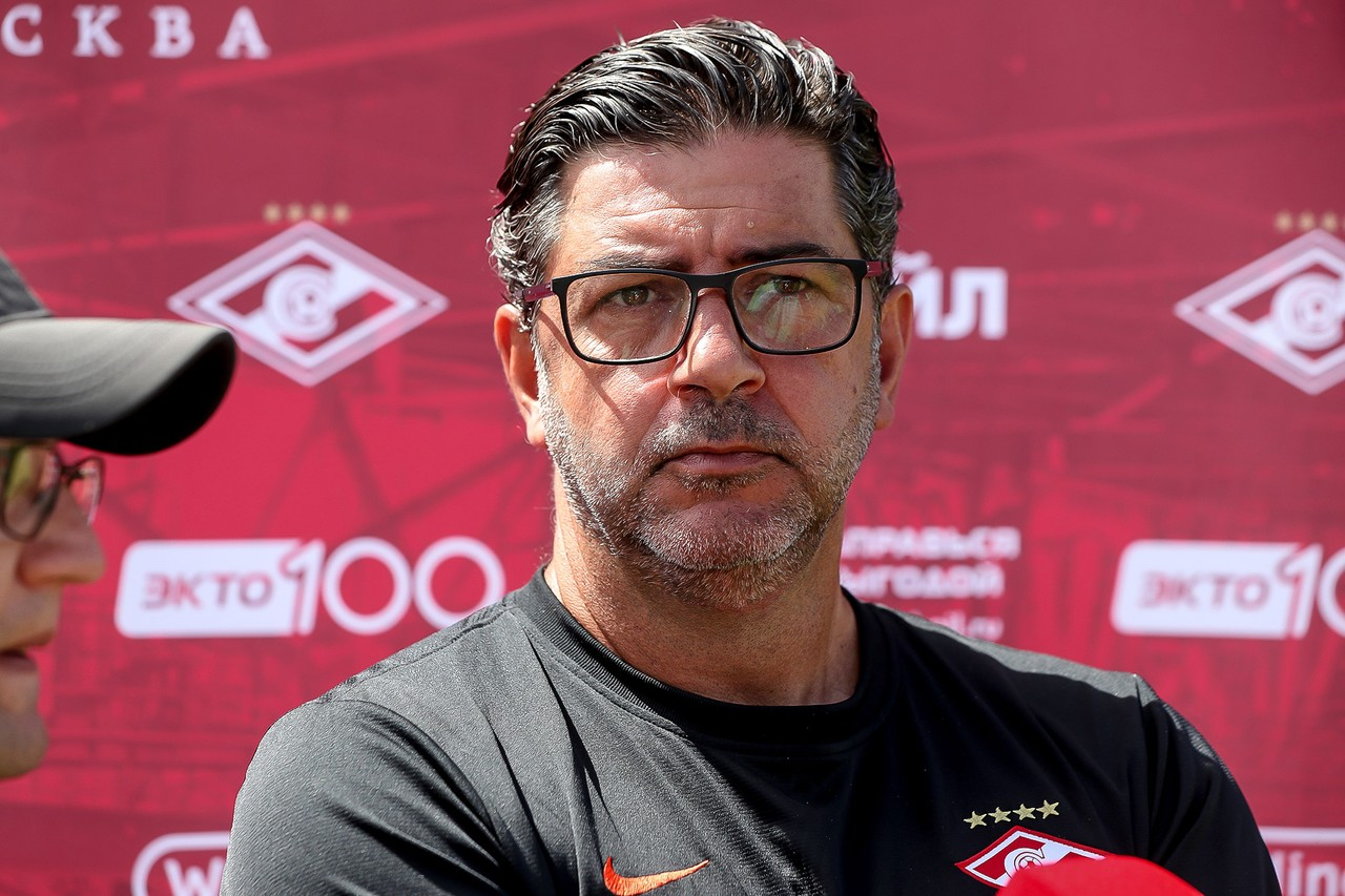 """Rui Vitoria: """"I love how the players adapt to our requirements"""""""