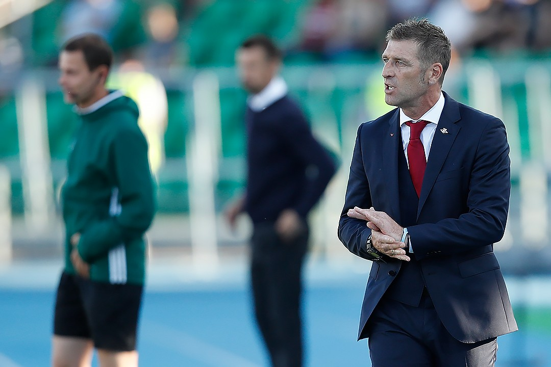 Massimo Carrera: «We fell one goal short of victory»