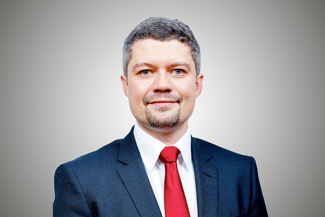 Maksim Vlasov is our new Executive Officer