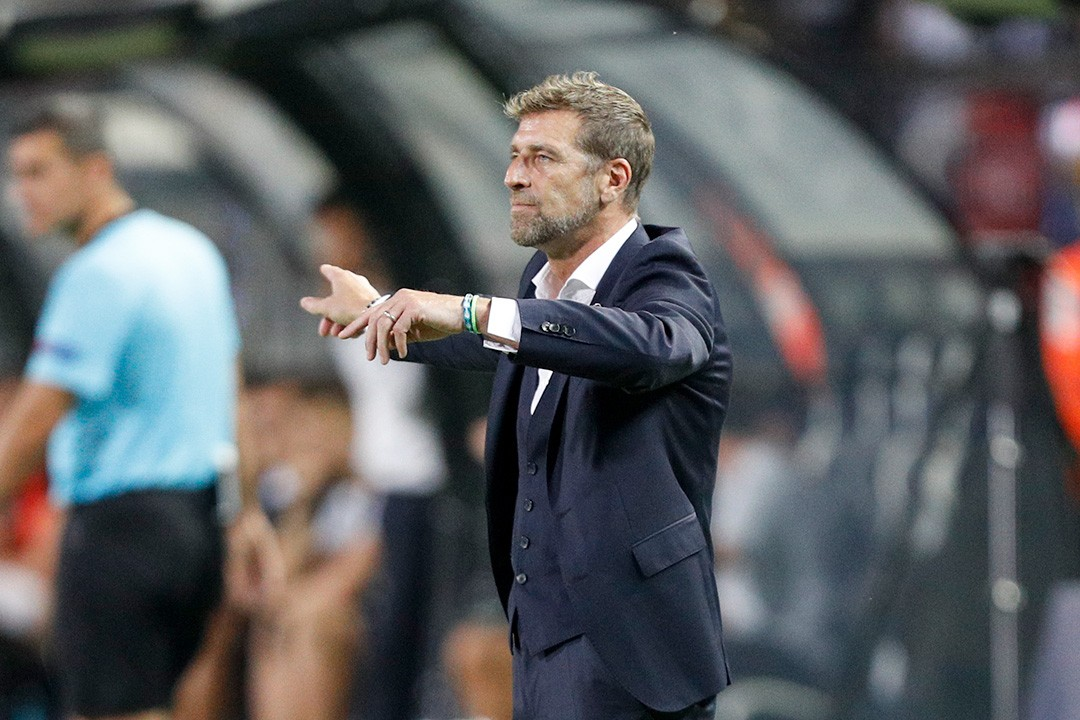 Massimo Carrera: Everything will be decided in the second game