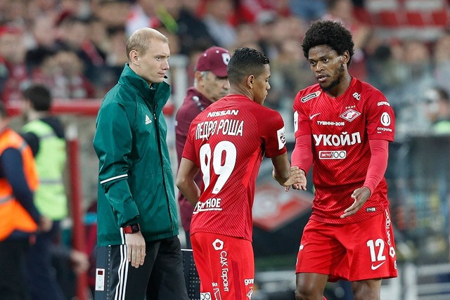 Vladimir Moskalev will take charge of Spartak vs Zenit