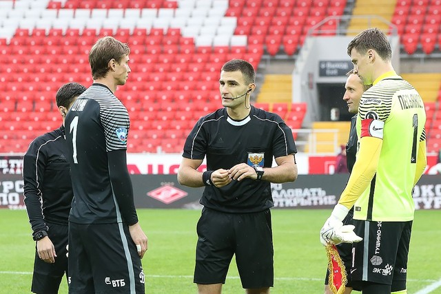 Alexey Sukhoi will take charge of Ufa vs Spartak