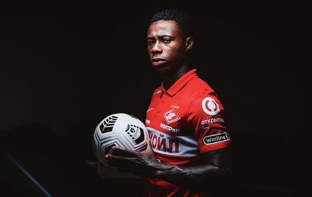 """Quincy Promes: """"We used to be on top, where are we now? Damn it, it's time to start winning!"""""""