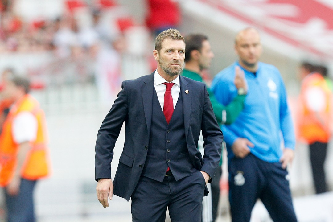Massimo Carrera: You cannot train the sports anger