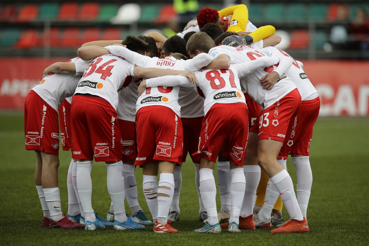 Spartak-2 and Spartak U19 to Have Training Camps in Turkey