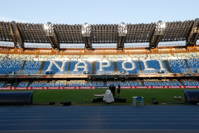 Important information for Spartak fans wishing to attend #NapoliSpartak
