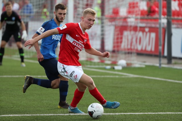 Pavel Maslov Extends Spartak Stay 'till 2024