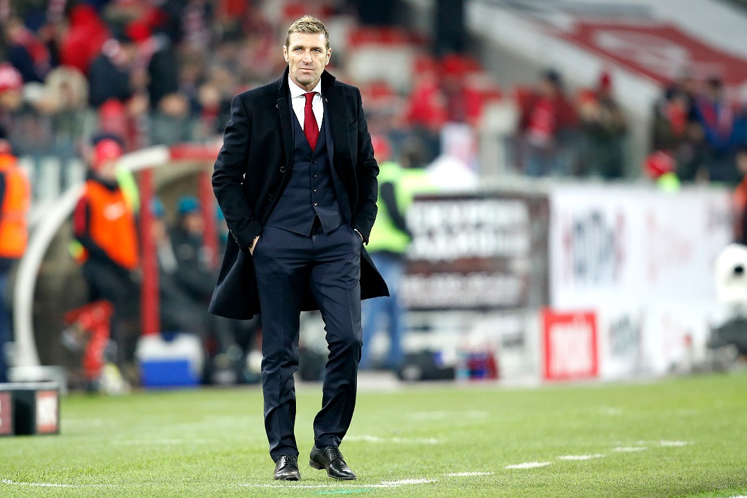 We'll be hoping to see Massimo Carrera at Spartak vs Zenit!
