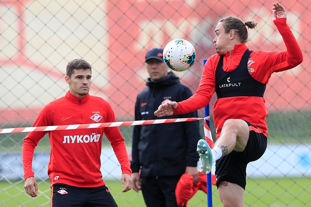 Roman Zobnin: «We've worked on the flaws in our game»