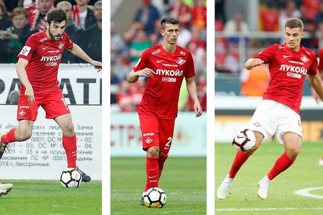 Dzhikia, Kutepov and Zobnin called up to Russia's national team