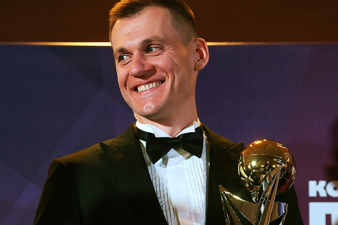 "Artem Rebrov: ""This award belongs to the entire team!"""