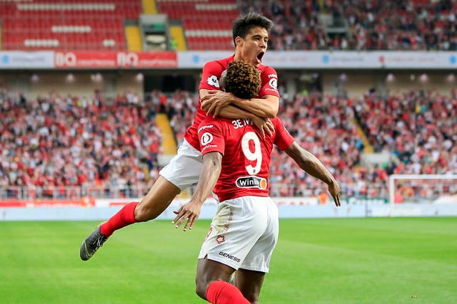 Ze Luis' strike is enough to get the win