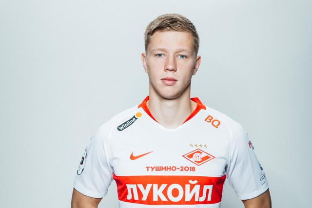 Ilya Gaponov: «I couldn't believe I was making my debut for the first team»