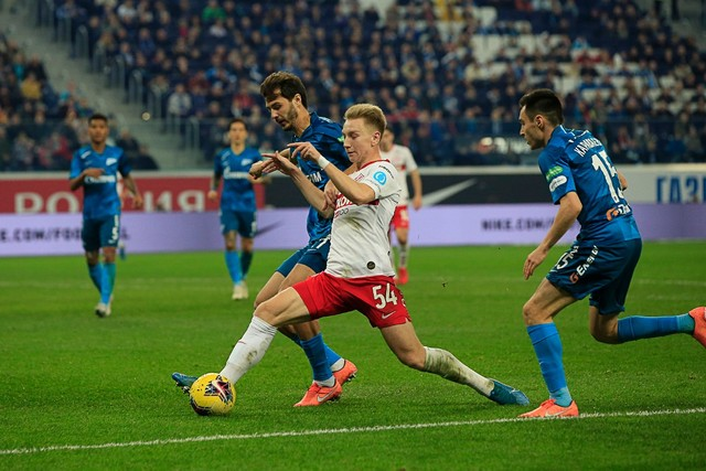 Umyarov Voted Best RPL Debutant