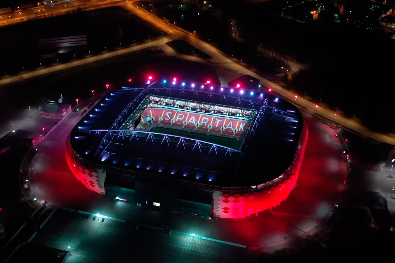 Spartak Moscow x Earth Hour