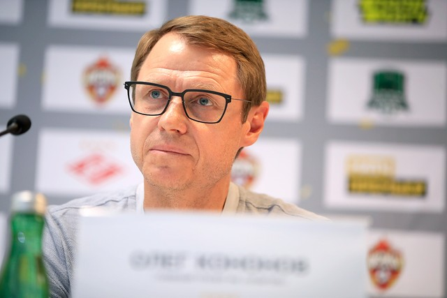 Oleg Kononov: «The tournament in Austria is a friendly one, but you always aim to win»