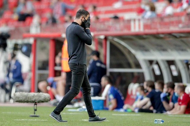 Tedesco On Tambov Defeat