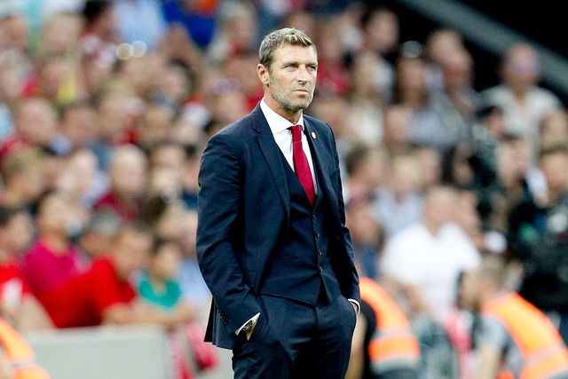Massimo Carrera: The main thing in football is result