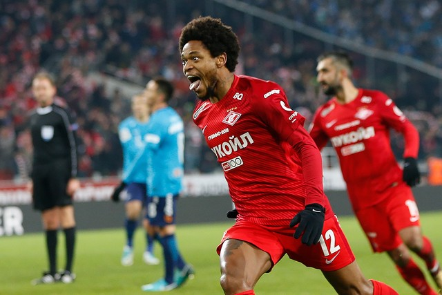 Luiz Adriano scored Spartak's best goal of 2017!