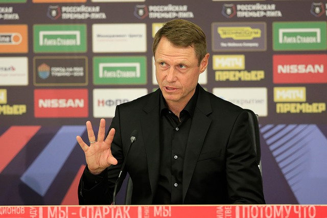 Oleg Kononov: «It's vital to win the first game»