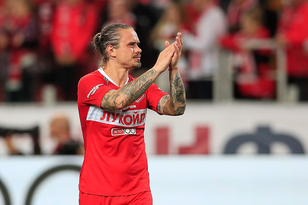 Yeshchenko Extends His Stay