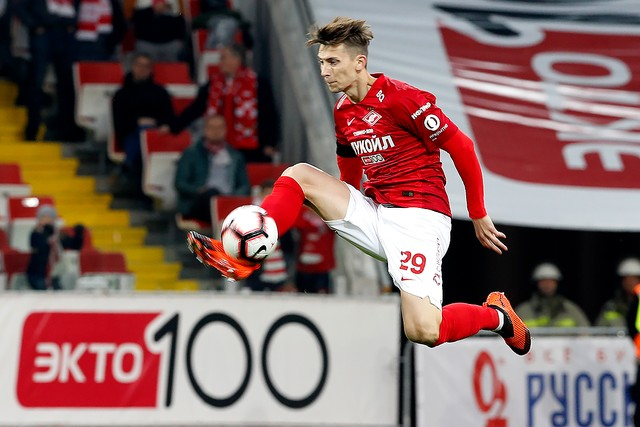 «Spartak's supported everywhere - it's time to get used to it» - Ilya Kutepov