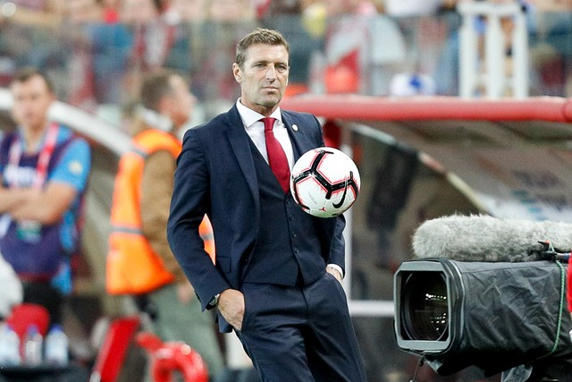 Massimo Carrera: I have nothing to blame on Spartak Moscow players