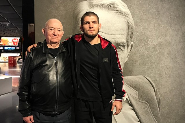 «Spartak is a gladiator. That is an image I can closely relate to» - Khabib Nurmagomedov