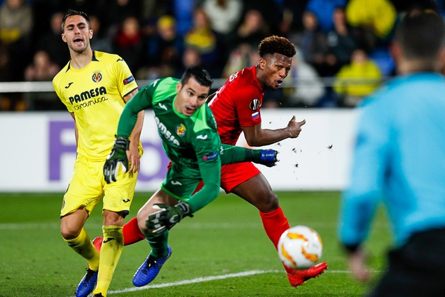 A loss to Villarreal